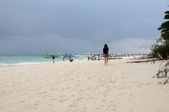 竹海岛泰国 免版税图库摄影