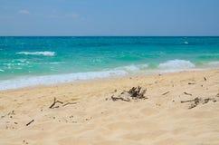竹海岛,泰国的海景 免版税库存照片