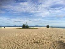 竹海岛 泰国, Krabi 免版税库存图片