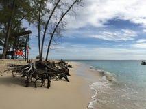 竹海岛 泰国, Krabi 免版税库存照片