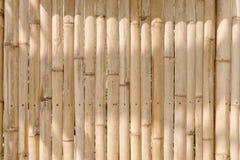 竹烘干安置的背景 库存照片