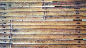 竹难看的东西概略的纹理物质照片 免版税图库摄影