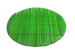竹餐巾 库存图片