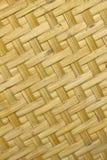 竹织法。 免版税库存照片
