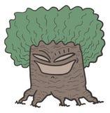 笑话树 库存图片