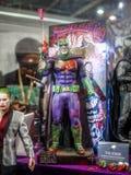 说笑话者蝙蝠侠冒名顶替者版本 免版税库存照片
