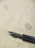 笔图画 免版税库存照片