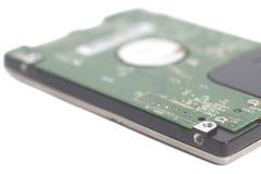 笔记本的计算机硬盘驱动器硬盘驱动器 图库摄影