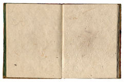 笔记本纸米 免版税图库摄影