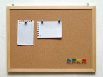 笔记本表 免版税图库摄影