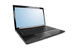 笔记本计算机 免版税库存照片