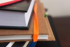 笔记本 免版税库存图片