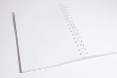 笔记的书 库存图片