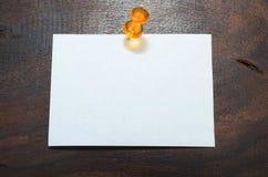 笔记的背景 免版税库存照片