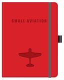 笔记薄小航空 库存例证