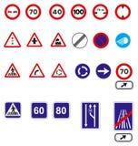符号业务量 图库摄影