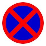 符号业务量 免版税库存图片