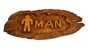 符号洗手间妇女 图库摄影