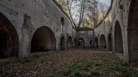 第一个世界大战堡垒,波兰 图库摄影
