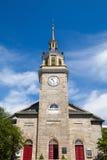 第一个教区教堂在波特兰,缅因,美国 在1825年修造为 免版税库存照片