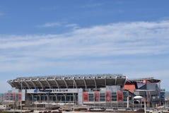 第一个能量体育场 免版税库存图片