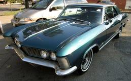第一代Buick Riviera 库存照片