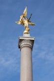 第一分部纪念碑华盛顿特区 库存照片