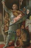 第一威尔士亲王 免版税库存图片