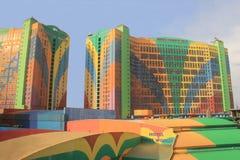 第一家世界旅馆在云顶高原 免版税库存照片