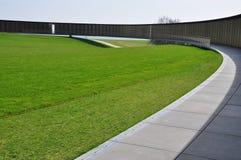 第一座世界大战纪念碑,北法国 库存照片
