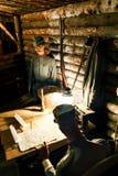 第一次世界大战战士,复制品 免版税图库摄影