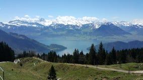 第一次瑞士人 图库摄影