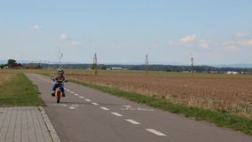 第一自行车乘驾 影视素材