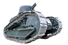 第一辆世界大战坦克 免版税库存图片