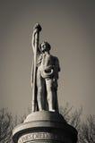 第一份世界大战纪念品在兰开夏郡,英国 库存照片