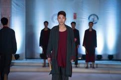 第三十一个系列装饰乐段Nichang时尚展示 库存图片
