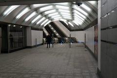 第二个大道地铁16 库存照片