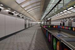 第二个大道地铁21 免版税图库摄影