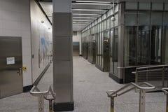 第二个大道地铁22 图库摄影