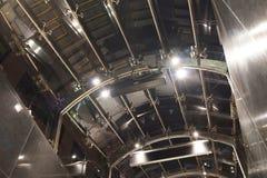 第二个大道地铁28 库存照片