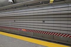 第二个大道地铁33 库存图片