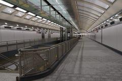 第二个大道地铁35 库存照片