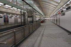 第二个大道地铁40 免版税图库摄影