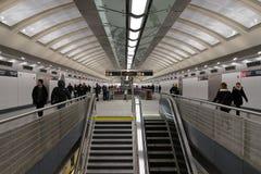 第二个大道地铁44 库存图片