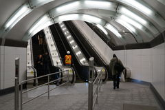 第二个大道地铁46 图库摄影
