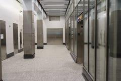 第二个大道地铁48 免版税库存图片