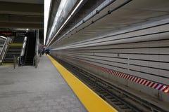第二个大道地铁54 图库摄影