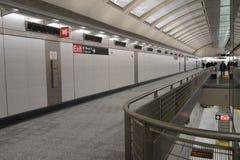 第二个大道地铁58 免版税库存图片