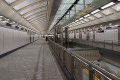 第二个大道地铁61 免版税库存照片
