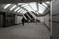 第二个大道地铁62 免版税库存图片